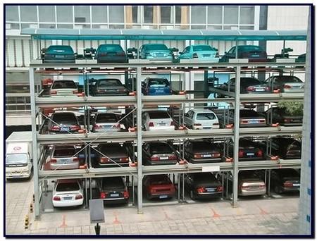 подвесной гараж