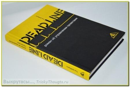 Отзыв на Тома ДеМарко, «Deadline, Роман об управлении проектами»